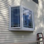 Bay Window Installation in Williamstown, NJ - During Job