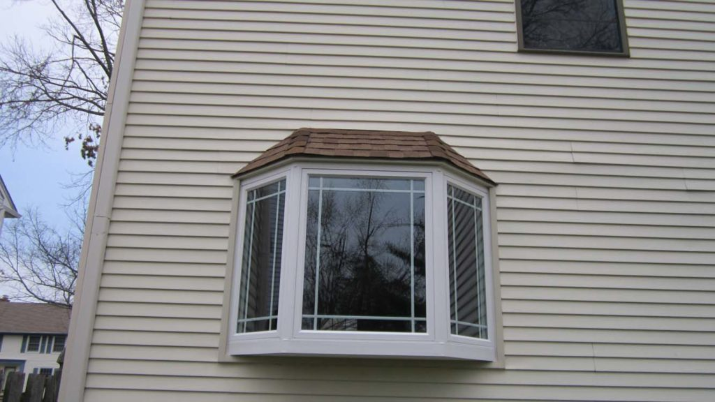 Bay Window Installation in Williamstown, NJ - Finished View